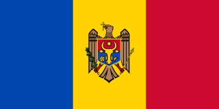 Vlag Moldova